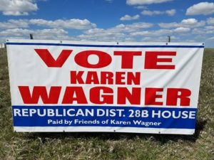 Lemmon Livestock for Karen Wagner District 28B